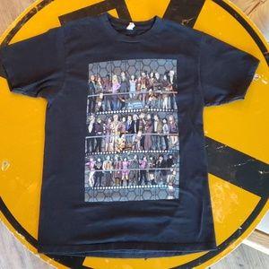 Optima Shirts - The Doctor Who tee
